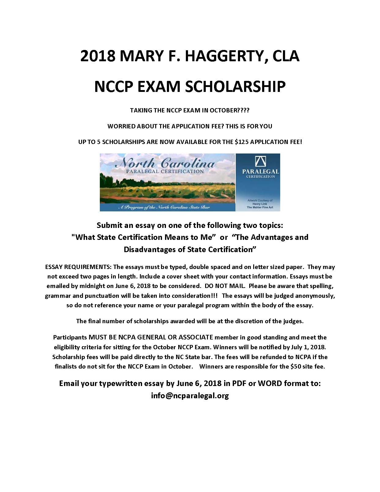 North Carolina Paralegal Association